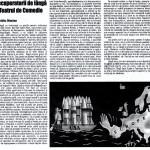 """Articol apărut în Revista """"Flacăra lui Adrian Păunescu"""", p. 14, 29 septembrie - 5 octombrie 2017"""